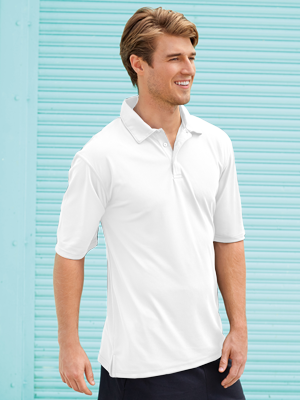 Jerzees® 4.1 Ounce Dri-Power® Sport Closed Hole Mesh Sport Shirt